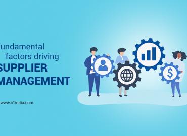 Factors Driving Supplier Management